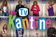 <small> De TV Kantine