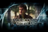 <small> Undercover in Nederland